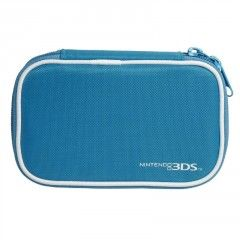 Сумка Hard Airform Case (Голубая) для Nintendo 3DS