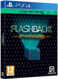 Игра Flashback 25th Anniversary Collector's Edition (PS4) Playstation 4