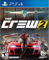 Игра The Crew 2 (PS4) Playstation 4