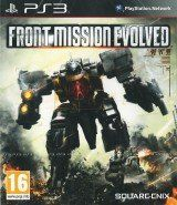 Купить игру Front Mission Evolved (PS3) на Playstation 3 диск