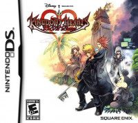 Игра Kingdom Hearts 358/2 Days (DS) для Nintendo DS