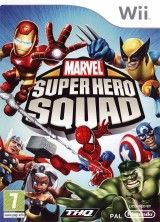 Купить игру Marvel Super Hero Squad: The Infinity Gauntlet (Wii/WiiU) на Nintendo Wii диск