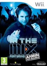 Купить игру In The Mix Featuring Armin Van Buuren (Wii/WiiU) на Nintendo Wii диск