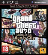 Купить игру GTA: Grand Theft Auto 4 (IV): Episodes From Liberty City (PS3) на Playstation 3 диск