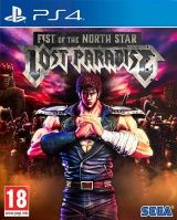 Купить Игру Fist of the North Star: Lost Paradise (PS4) на Playstation 4 диск