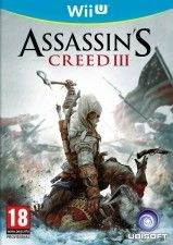 Assassin's Creed 3 (III) Русская Версия (Wii U)