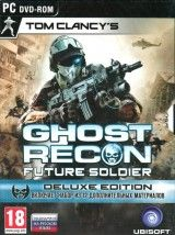 Tom Clancy's Ghost Recon: Future Soldier Deluxe Edition Русская Версия Box (PC)