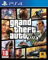 Купить Игру GTA: Grand Theft Auto 5 (V) (PS4) на Playstation 4 диск