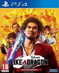 Yakuza: Like a Dragon Day Ichi Steelbook Edition (PS4)
