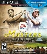 Tiger Woods PGA Tour 14 Masters Historic Edition с поддержкой PlayStation Move (PS3)
