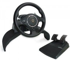 Руль Atomic Super Sport Steering Wheel Evo для PS3