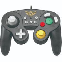 Геймпад проводной Hori Battle Pad Zelda HORI (NSW-108U) (Switch)