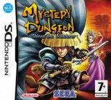 Игра Mystery Dungeon: Shiren the Wanderer для Nintendo DS
