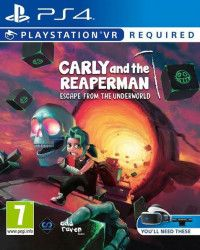 Carly and the Reaperman - Escape from the Underworld (Только для PS VR) (PS4)