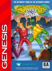 Battletoads Double Dragon (Sega) для Sega