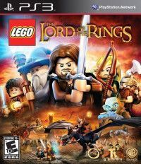 Купить игру LEGO Властелин Колец (The Lord of the Rings) Русская Версия (PS3) USED Б/У для Sony Playstation 3