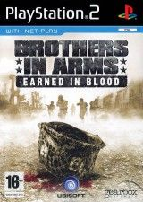 Игра Brothers in Arms: Earned in Blood для Sony PS2