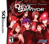 Игра Shin Megami Tensei: Devil Survivor (DS) USED Б/У для Nintendo DS