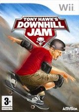 Купить игру Tony Hawk's Downhill Jam (Wii/WiiU) на Nintendo Wii диск