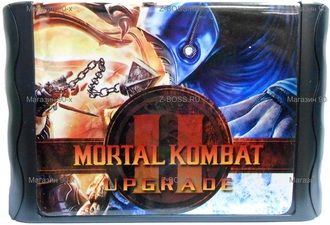 Mortal Kombat 2 Upgrade (Sega) для Sega
