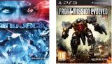 Mindjack + Front Mission Evolved (PS3)