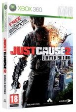 Just Cause 2 Limited Edition для Xbox 360