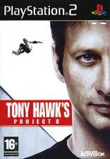 Купить Игру Tony Hawk's Project 8 (PS2) для Sony PS2 диск