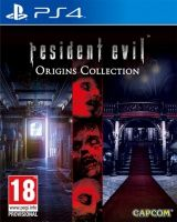 Resident Evil Origins Collection (Resident Evil+ Resident Evil Zero) (PS4)