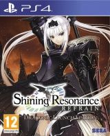 Купить Игру Shining Resonance Refrain (PS4) на Playstation 4 диск