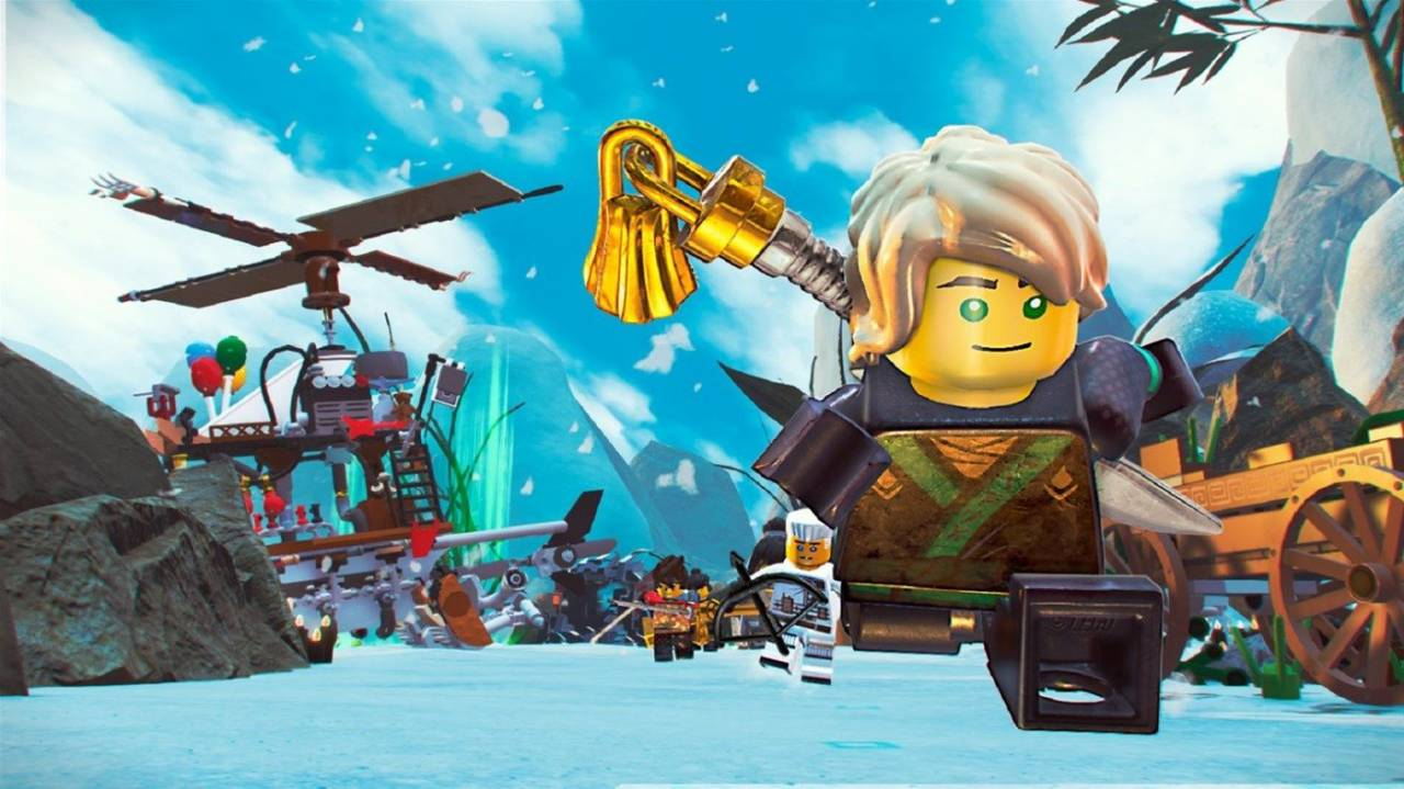 LEGO Ninjago Movie: Video Game + Фильм LEGO Ninjago Movie Русская Версия (Xbox One)