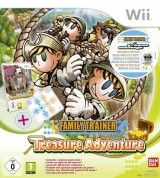 Купить игру Family Trainer: Treasure Adventure + Игра Family Trainer: Extreme Challenge + Game Mat контроллер (Wii/WiiU) на Nintendo Wii диск