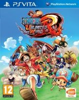 Игра One Piece Unlimited World Red (PS Vita) для Sony PlayStation Vita