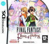 Игра Final Fantasy Crystal Chronicles: Ring of Fates (DS) для Nintendo DS