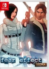 Купить игру Fear Effect Sedna (Switch) диск
