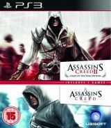 Игра Assassin's Creed 1 (I) and 2 (II) Double Pack (PS3) для Sony PlayStation 3