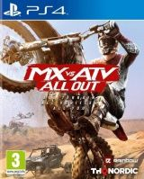 Купить Игру MX vs ATV: All Out (PS4) на Playstation 4 диск