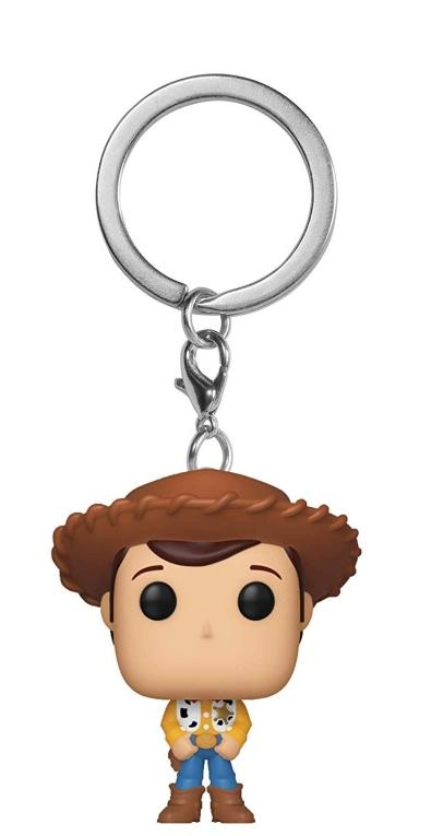 Брелок Funko Pocket POP! Keychain: Вуди (Woody) История игрушек (Toy Story) (37018-PDQ) 4 см