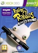 Игра Raving Rabbids Alive & Kicking (Рус. Док.) с поддержкой Kinect для Xbox 360