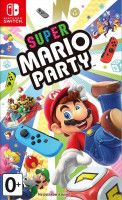 Игра Super Mario Party Русская Версия (Swtich) для Nintendo Switch