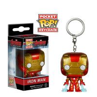 Купить Брелок Pocket POP Keychain: Avengers Age of Ultron Iron Man