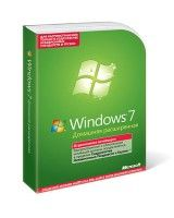 Windows 7 Home Premium (Домашняя расширенная) 32 и 64 Bit Box (PC)