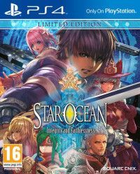 Игра Star Ocean V: Integrity and Faithlessness Специальное издание (PS4) Playstation 4