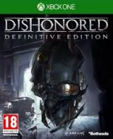 Купить Игру Dishonored: 2 Definitive Edition (Xbox One) на Xbox One диск