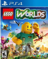 Игра LEGO Worlds Русская Версия (PS4) Playstation 4