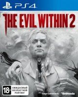 Купить Игру The Evil Within (Во власти зла) 2 Русская Версия (PS4) на Playstation 4 диск