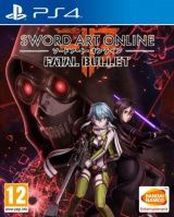 Купить Игру Sword Art Online: Fatal Bullet (PS4) на Playstation 4 диск