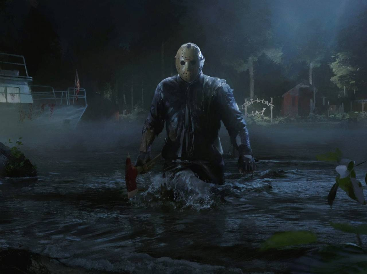Friday the 13th: The Game Ultimate Slasher Edition (Xbox One)