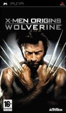 Игра X-Men Origins: Wolverine (PSP)