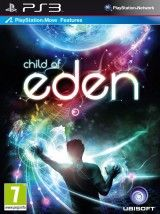 Child of Eden для PlayStation Move (PS3) USED Б/У