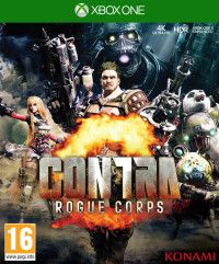 Contra: Rogue Corps (Xbox One)